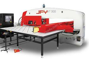 CNC Hydraulic Turret Punch Press (VT-300)