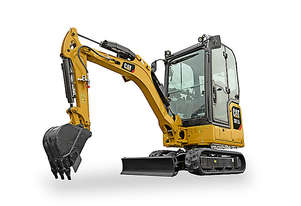 CATERPILLAR 301.6 MINI HYDRAULIC EXCAVATOR