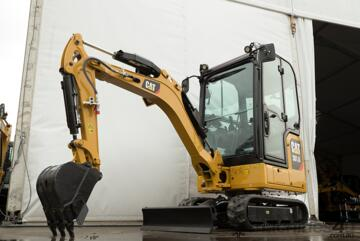 CATERPILLAR 301.6 AIRCONDITIONED EXCAVATOR with 1.99% finance