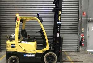 Hyster H2.50 LPG / Petrol Counterbalance Forklift
