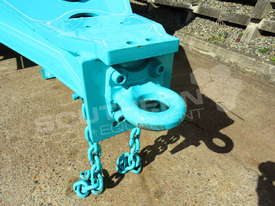 Interstate Trailers Tri Axle Tag Trailer kobelco Blue ATTTAG - picture9' - Click to enlarge