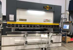7 AXIS CNC Press Brake - ULTIMA 130/3200 - IN STOCK