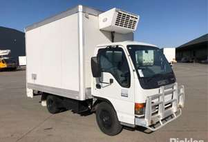 Isuzu 2002   NKR200 Flat Low