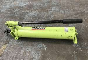 Larzep Hydraulic Two Speed Porta Power Hand Pump Model W22307