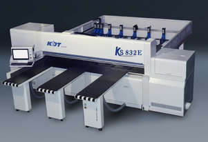 Economic, fast and accurate. The new KS E