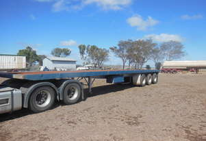 45ft Tri Axel Trailer
