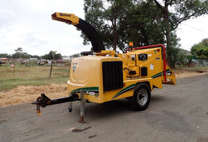 Vermeer BC1000 Wood Chipper Forestry Equipment