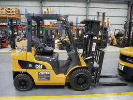 CAT 2.5T LPG Forklift GP25N - End of Financial Year Sale! - picture0' - Click to enlarge