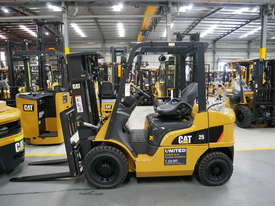 CAT 2.5T LPG Forklift GP25N - End of Financial Year Sale! - picture1' - Click to enlarge
