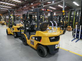 CAT 2.5T LPG Forklift GP25N - End of Financial Year Sale! - picture2' - Click to enlarge