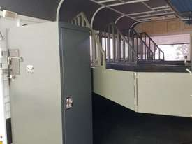 2013 Kings 3 x Horse Float, Angle Load, Kitchenette.  TS458 - picture5' - Click to enlarge