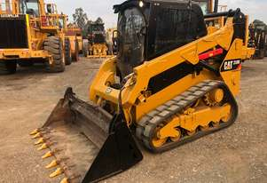 2015 CATERPILLAR 259D SKID STEER LOADER