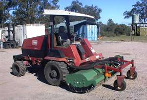 Toro   80 HP mulcher/mower