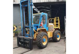 5.5T Omega 4WD (4.5m lift)Aircon, Diesel 4415T-12MS Forklift