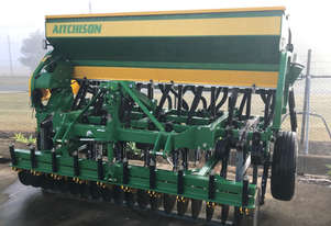 Aitchison Seedmatic Seed Drills Seeding/Planting Equip