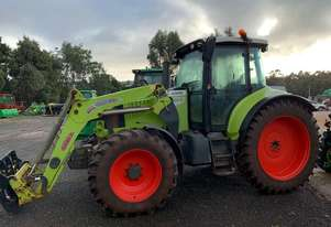 Claas   Arion 610 Tractor