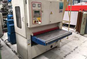 Weber TT-2-1100 (1999) Grinding Deburring Machine