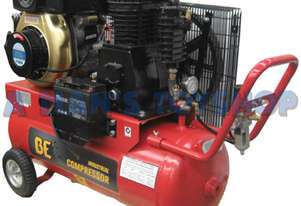 DIESEL COMPRESSOR 4.8 HP E/START 70LITRE