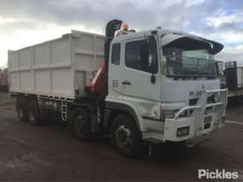 2008 Mitsubishi FS500 - picture0' - Click to enlarge