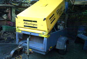 XAHS-250 atlas copco , 1,489 hrs , 175 psi , 2008 model