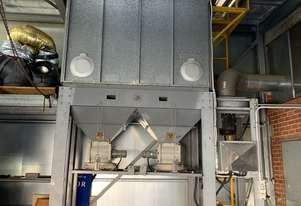 Dust Extractor System positive Bag system 10hp