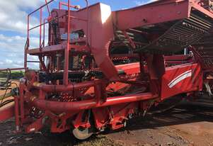 2010 Grimme GT-170S-HC Perfect Condition Only Done Few Hours of Work