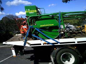 cricket pitch roller , hand guided , late model , 9hp hond  - picture0' - Click to enlarge