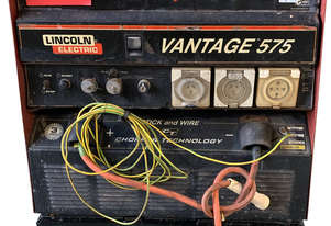 Lincoln Vantage 575 Diesel Welder Generator 3 Phase 415 Volt Supply