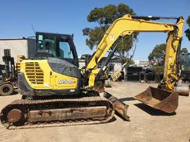2014 YANMAR SV100-2B EXCAVATOR WITH 3455 HOURS - picture0' - Click to enlarge