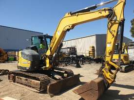 2014 YANMAR SV100-2B EXCAVATOR WITH 3455 HOURS - picture1' - Click to enlarge