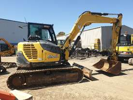 2014 YANMAR SV100-2B EXCAVATOR WITH 3455 HOURS - picture2' - Click to enlarge