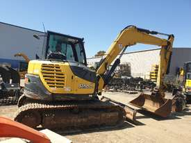 2014 YANMAR SV100-2B EXCAVATOR WITH 3455 HOURS - picture3' - Click to enlarge