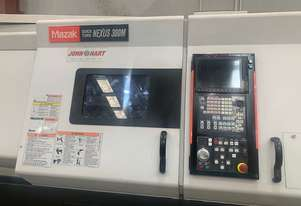 MAZAK NEXUS  300M CNC TURN MILL  MULTI TASKING