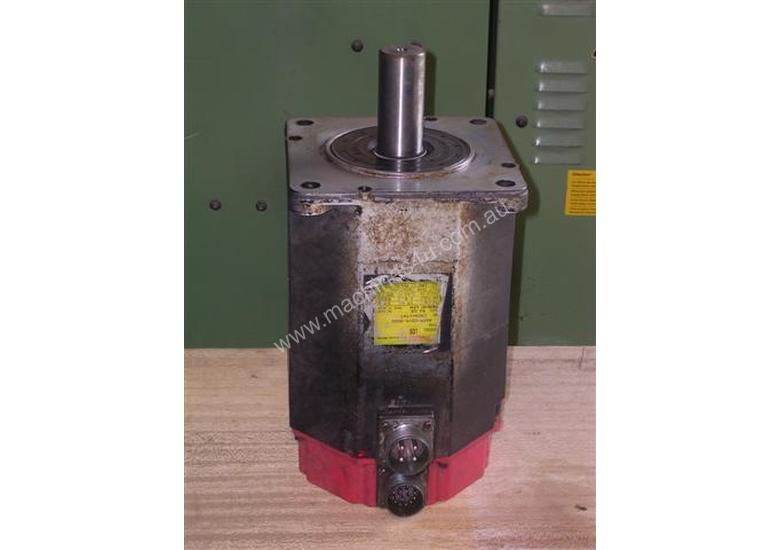 Used Fanuc 10 S Ac Electric Motor In Richmond Sa