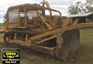 1988 Cat D7G Dozer, Tilt Blade, Spear & Rippers.  MS584