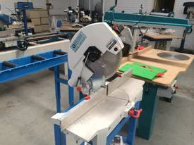 OMGA 1P300 with tilting blade  - picture0' - Click to enlarge