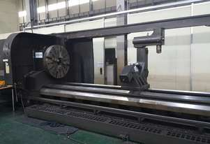 2010 Hwacheon Mega 1300 x 8000mm CNC Lathe