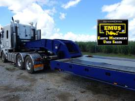 2019 Quad Axle Widening Deck, Rear Axle Steer. E.M.U.S. TS553 - picture2' - Click to enlarge