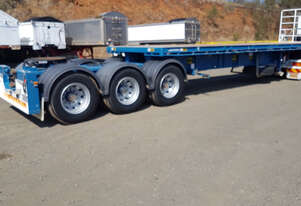 Freighter Semi Flat top Trailer