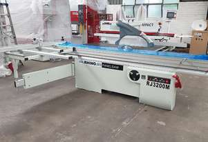 X SHOWROOM RHINO RJ3200 MANUAL SETTING PANEL SAW *AVAILABLE NOW*