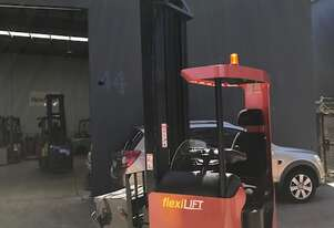 BT TOYOTA Electric Reach truck- Refurbished