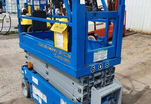 19ft 6 metre Genie electric scissor lift