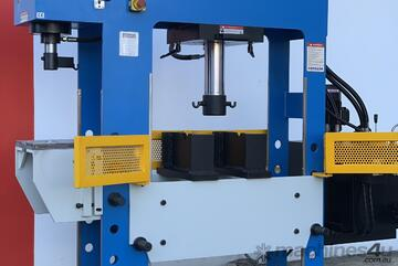2 in 1 - Combination Press, 200Ton with 20Ton Broach Press - Must Have in All Shops