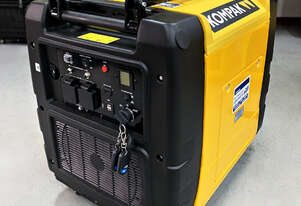 New 6kW Kompak Digital Inverter Generator