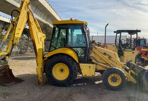 2003 NEW HOLLAND LB110 BACKHOE