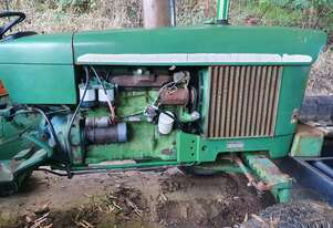 tractor 2020 classic 1970.s  55 hp with slasher vg c
