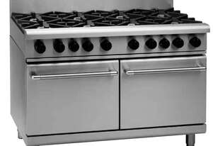 Waldorf 800 Series RNL8829G - 1200mm Gas Range Static Oven Low Back Version