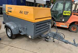Atlas Copco XAS137 300cfm Air Compressor