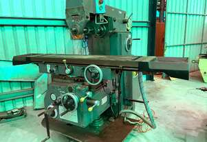 MILLING MACHINE UNIVERSAL 1400 MM TABLE