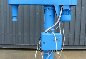 Heavy Duty Industrial Paint Glue Resin Mixer - 18.5kW